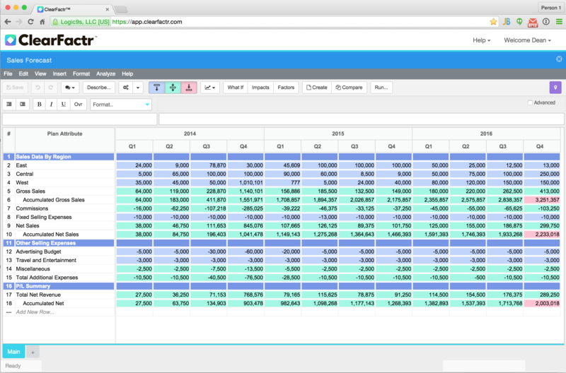 Announcing ClearFactr's Cell Relationships Navigator