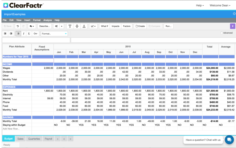 Importing Legacy Spreadsheets Just Got Easier